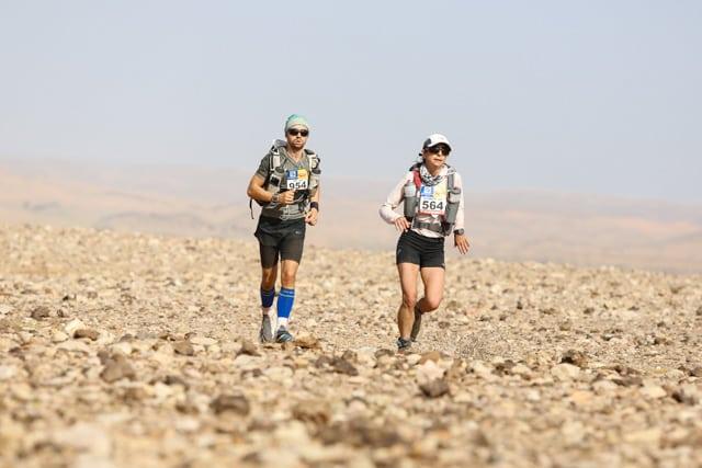 2015 Marathon des Sables - Stage 5 - Liza Howard