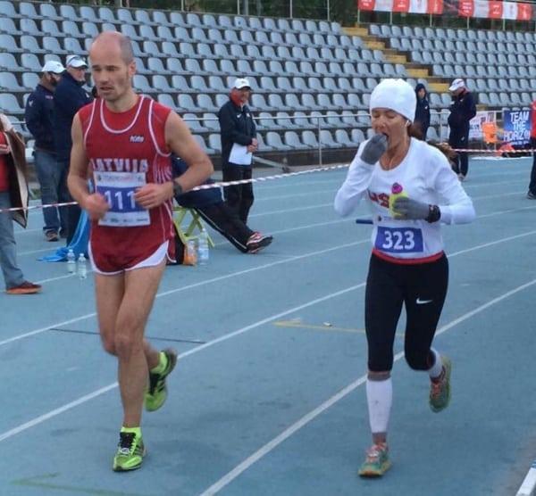 Katalin Nagy - 2015 24-Hour World Championships