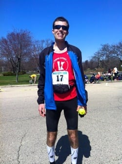 Mike Bialick - 2015 Mad City 100k