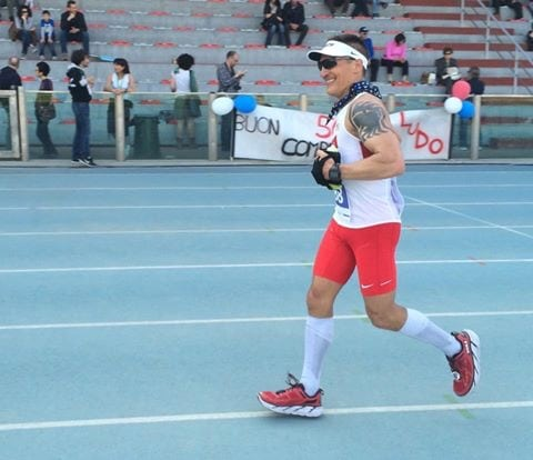 Rich Riopel - 2015 24-Hour World Championships