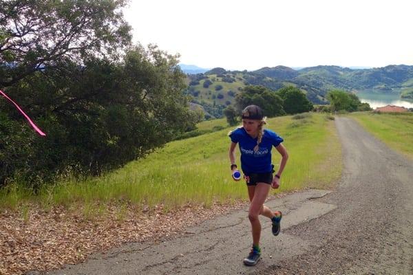2015 Lake Sonoma 50 Mile - Ashley Erba