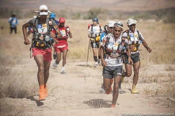 2015 Marathon des Sables - Mens leaders