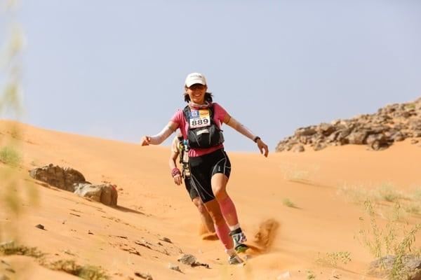 2015 Marathon des Sables - Stage 4 - Meghan Hicks
