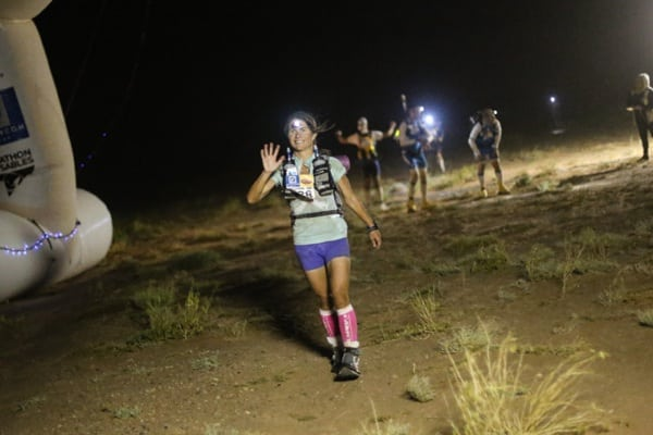 2015 Marathon des Sables - Stage 4 - Anne-Marie Watson