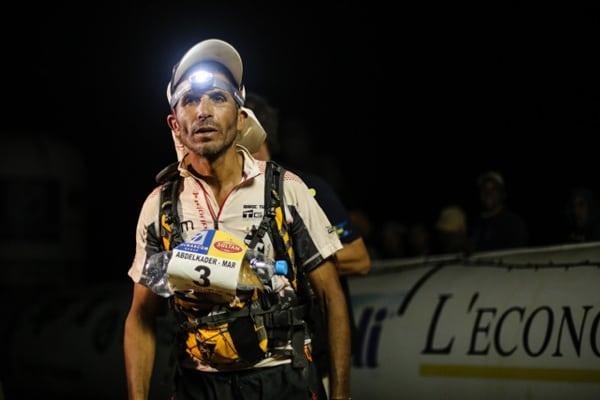 2015 Marathon des Sables - Stage 4 - Abdelkader El Mouaziz