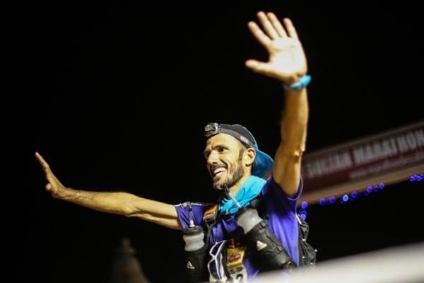 2015 Marathon des Sables - Stage 4 - Chema Martinez