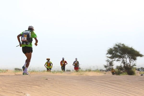2015 Marathon des Sables - Stage 3 - Aziz El Akad