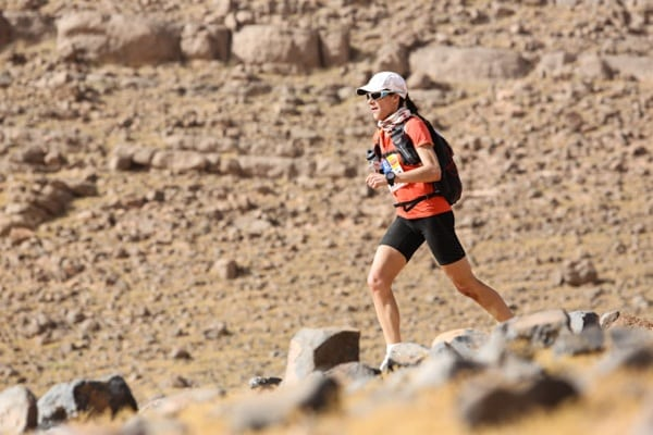 2015 Marathon des Sables - Stage 3 - Gemma Game