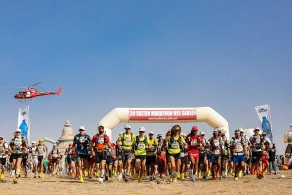 2015 Marathon des Sables - Stage 3 - Start