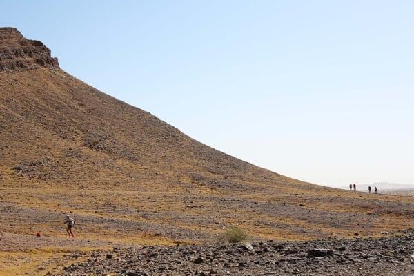 2015 Marathon des Sables - Stage 2 - Jebel