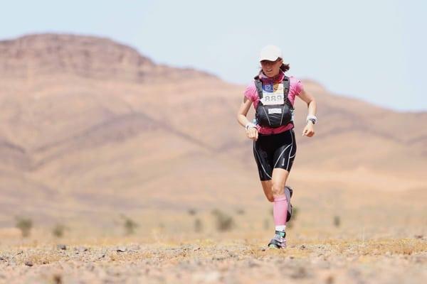 2015 Marathon des Sables - Stage 1 - Meghan Hicks