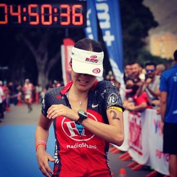 Eli Sanchez Brito triathlon