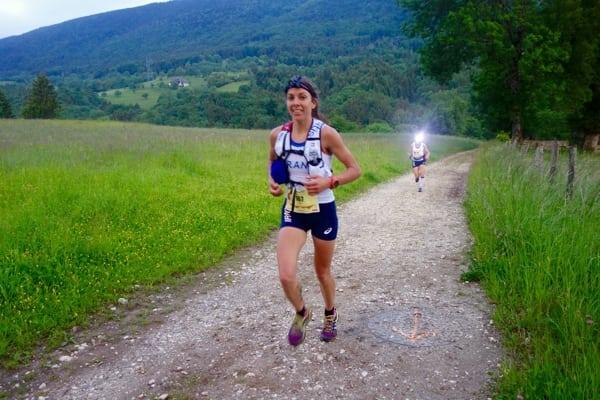 Womens racing - 2015 IAU Trail World Championships