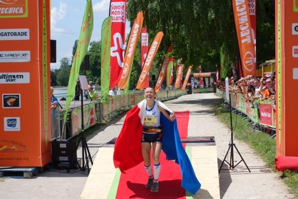 Nathalie Mauclair - 2015 IAU Trail World Championships