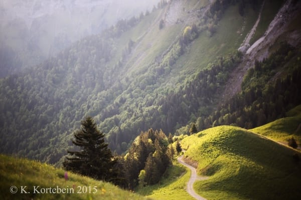 Scenery - 2015 IAU Trail World Championships