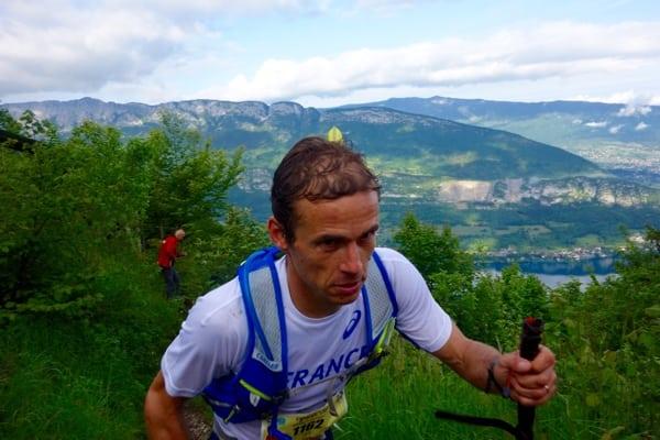 Patrick Bringer - 2015 IAU Trail World Championships