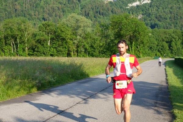 Luis Alberto Hernando - 2015 IAU Trail World Championships