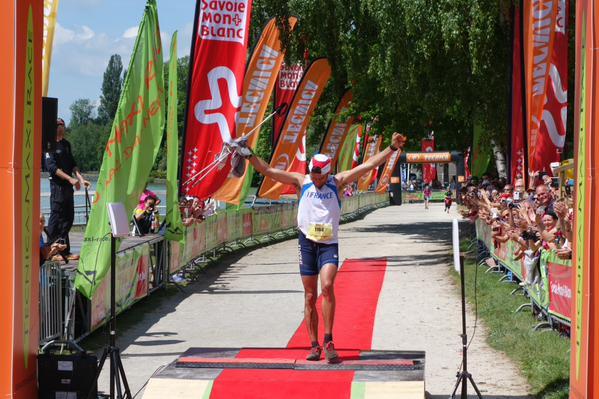 Sylvain Court - 2015 IAU Trail World Championships