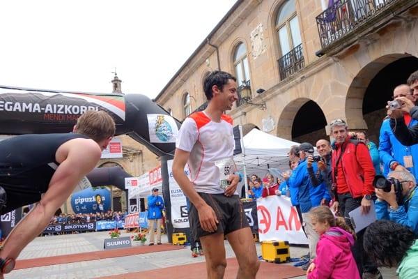 Kilian Jornet - 2015 Zegama Marathon