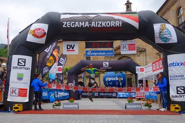 Tadei Pivk - 2015 Zegama Marathon