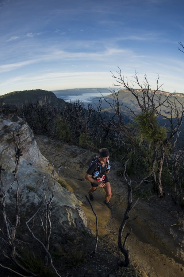 The North Face 100k Australia - Jamison Valley