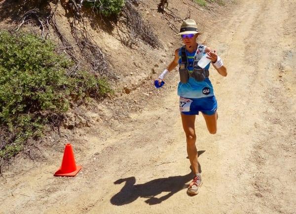 Magdalena Boulet - 2015 Western States 100 champion