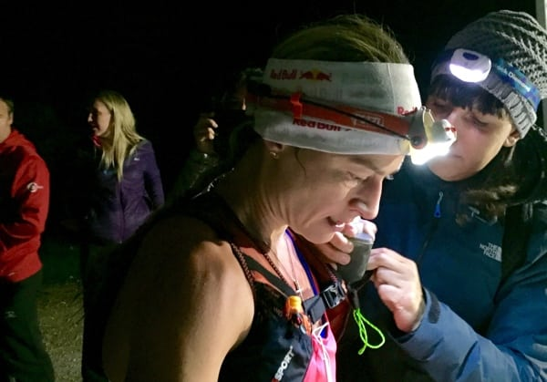 Fernanda Maciel - 2015 Lavaredo Ultra Trail third place