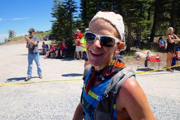 Nikki Kimball - 2015 Western States 100 - Robinson Flat