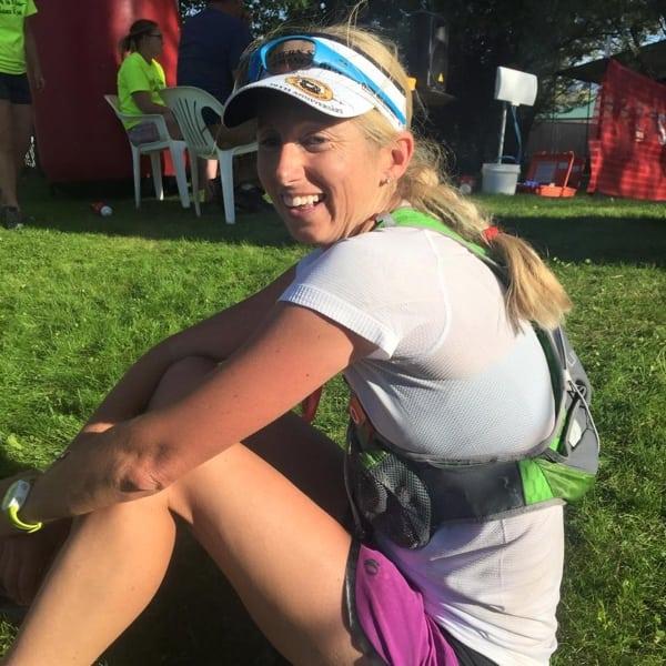 Ashley Nordell - 2015 River of No Return Endurance Runs 108k champion