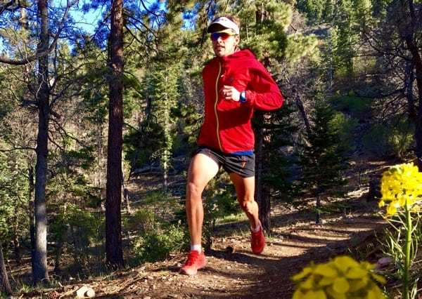 Ryan Sandes - pre-2015 Western States 100