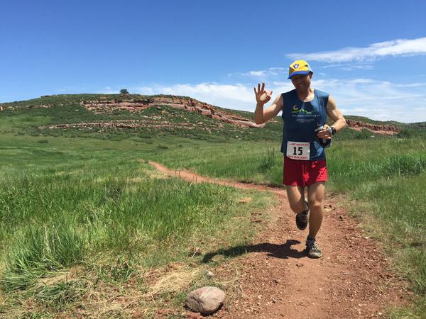 Ryan Burch, 2015 Quad Rock 50 Mile Champion