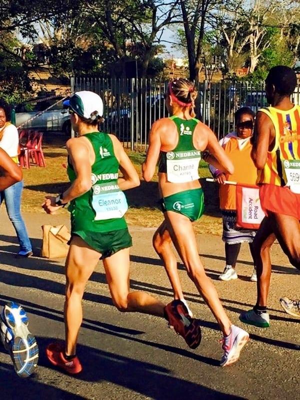 Ellie Greenwood - 2015 Comrades Marathon 3