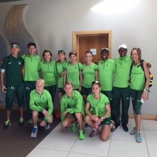 Ellie Greenwood - 2015 Comrades Marathon 1