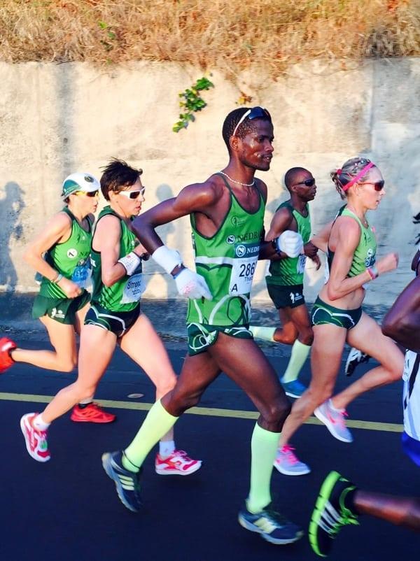 Ellie Greenwood - 2015 Comrades Marathon 4