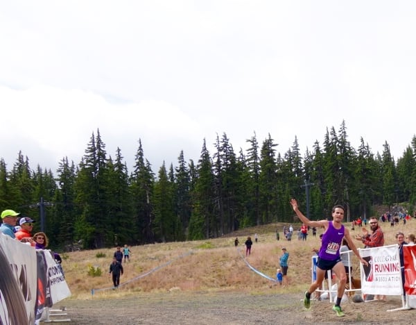 Patrick Smyth - 2015 US Mountain Running Champion