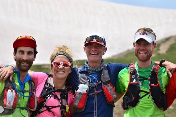 Billy Simpson 5 - Hardrock training run with friends