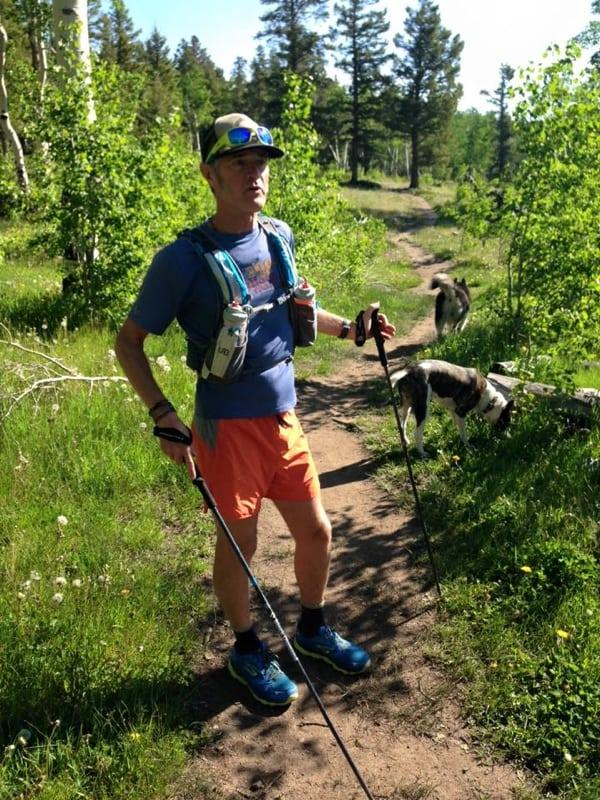 Billy Simpson 2 - Training in Colorado