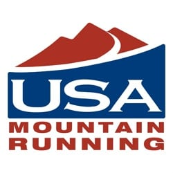 US Mountain Running Logo