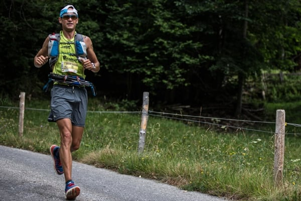 Jason Schlarb - 2015 Eiger Ultra Trail second place