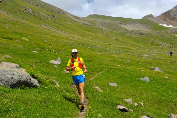 Mike Foote - 2015 Hardrock 100 - Grouse Gulch