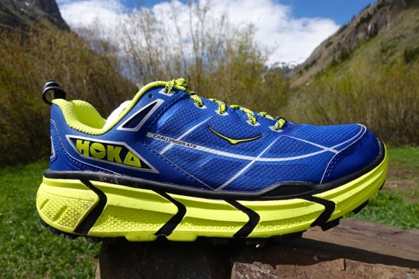 Hoka One One Challenger ATR - lateral upper