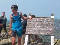Scott Jurek Post-Appalachian Trail Speed Record Interview