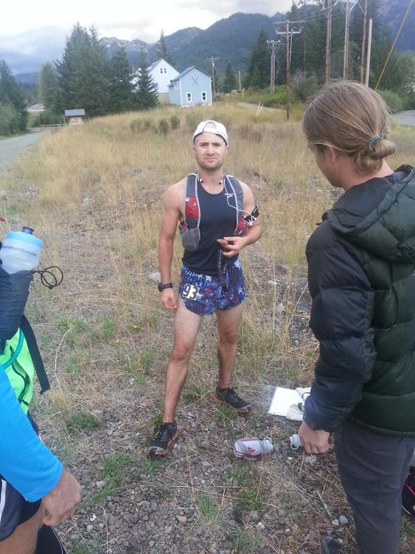 Jesse Lang- 2015 Cascade Crest 100 Mile Champion