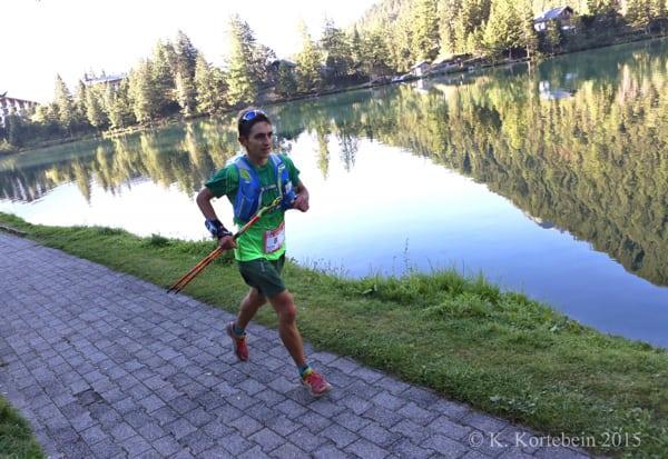 Xavier Thevenard - 2015 Ultra-Trail du Mont-Blanc Champion