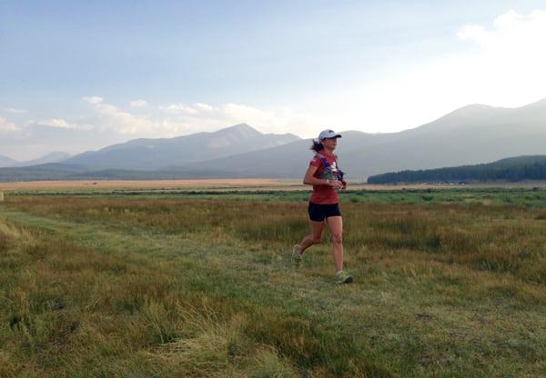 Liza Howard - 2015 Leadville Trail 100 Mile Champion