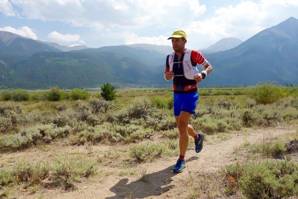 Juan Carlos Sagatsume - 2015 Leadville Trail 100 Mile third place