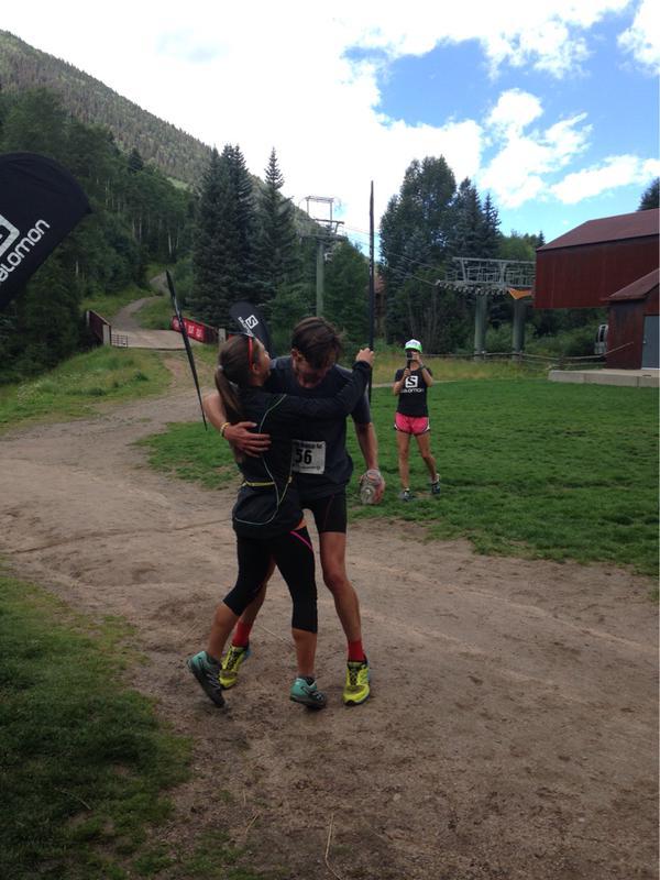 Erik Skaggs, 2015 Telluride Mountain Run champion