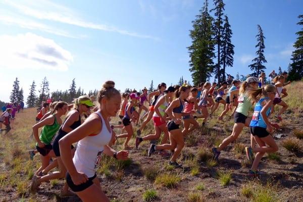 2015 US Mountain Running Championships women's race