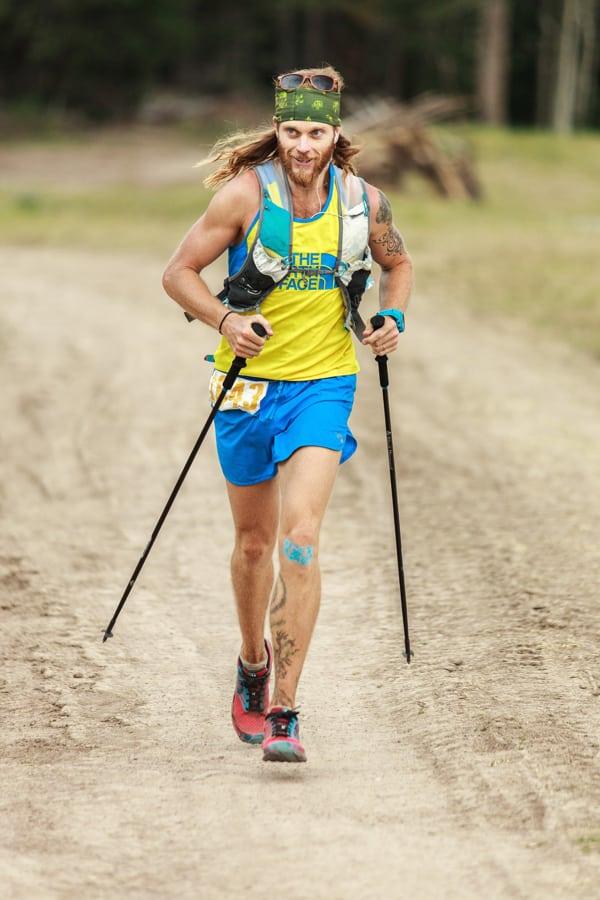 Timothy Olson - Tushar Trail Run 93k