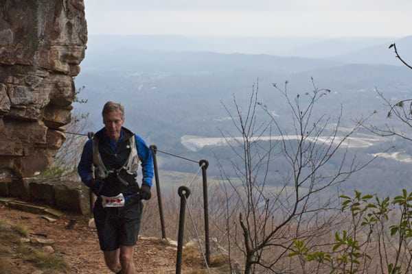 Trail Running in Chattanooga -Lookout Mountain 50 Mile 2